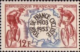 USED France - Tour De France - 1953 - France