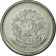 Monnaie, Brésil, 500 Cruzeiros, 1986, TTB, Stainless Steel, KM:597 - Brésil