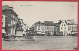 Ath - Grand'Place -1907 ( Voir Verso ) - Ath