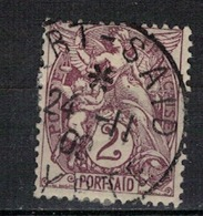 PORT SAID      N°  YVERT    21   OBLITERE       ( O   3/ 42  ) - Port Said (1899-1931)