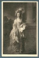 CPA - MRS GRAHAM (GAINSBOROUGH) - Malerei & Gemälde