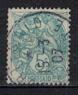 PORT SAID      N°  YVERT    24   OBLITERE       ( O   3/ 42  ) - Port Said (1899-1931)