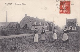 Watten. Route De Millam - Sonstige Gemeinden