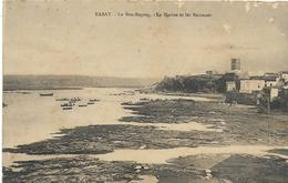 6-RABAT-LE BOU-REGREG-LA MARINE ETLES BARCASSES - Rabat