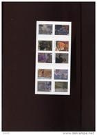 Belgie Boekje Carnet B138 Paintings Van Rysselberghe 4323/32 MNH 2013 - Booklets 1953-....