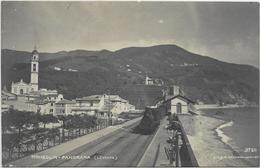 6-MONEGLIA-PANORAMA (LEVANTE)TRENO STAZIONE(STAB-VICCHIONI CHIAVARI 3720) - Genova