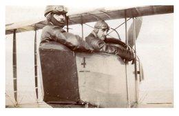 -PHOT.Aviation 1915.Lot De 2 Photos.(P.) - Aviation