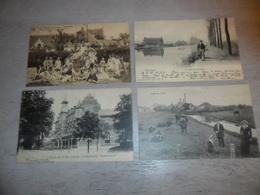 Grand Beau Lot De 100 Cartes Postales De Belgique        Groot Mooi Lot Van 100 Postkaarten Van België - Postcards