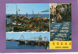 ROSAS Costa Brava Puerto Pesquero Y Lonja - Gerona