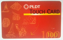PLDT  Touchcard 100 Pesos - Philippines