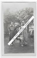 CARTE PHOTO  - DEGUISEMENT - Pyrenées - Espadrilles - Theatre, Fancy Dresses & Costumes