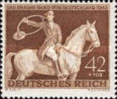 USED German-Empire - Brown Bonds  - 1943 - Germany