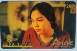 PLDT Touchcard 200 Pesos Anak (Movie) - Philippines
