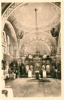 43509184 Frantiskovy_Lazne Vnitrek Pravoslavneho Kostela Orthodoxe Kirche Innere - Schneeberg
