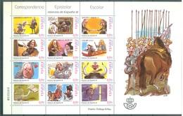 SPAIN - 2002 -  MNH/*** LUXE  - HISTORIA DE ESPANA  - Yv 3480-3491 - Lot 19181 - 1931-Aujourd'hui: II. République - ....Juan Carlos I