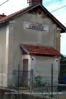 Poilly-sur-Serein (89)- Ancienne Gare (Edition à Tirage Limité) - France
