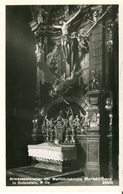 007126  Armenseelenaltar Der Wallfahrtskirche Mariahilfberg In Gutenstein  1949 - Gutenstein