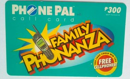 Phonepal  Family Bonanza 300 Pesos - Philippines