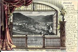 Autriche  OBERNDORF ,  UNIERE  S  ADT - Autriche