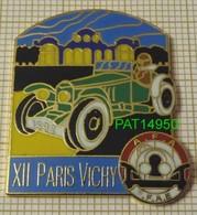 RALLYE PARIS VICHY  AFA FFAE  AUTO RETRO En Version EGF - Rallye