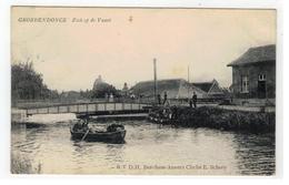 GROBBENDONCK  Zicht Op De Vaart 1909 - Grobbendonk