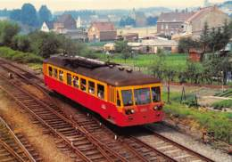 SNCB - Gare De Quenast - Ligne 115 - Tubize - Quenast (Rogon) - Trains