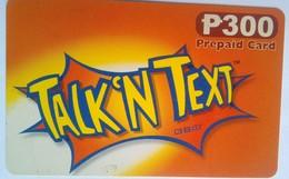 Piltel Talk N Text 300 Pesos - Philippines