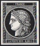 Cérès 1 Timbres émis Lors Des 170 Ans Du Premier Timbre De France - TTB ** - Mint/Hinged