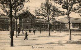 CHARLEROI LA STATION - Charleroi