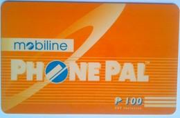 Mobiline Phonepal 100 Pesos Thin - Philippines