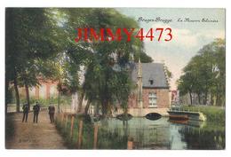 CPA Postkaart - La Maison éclusière - BRUGES - BRUGGE Flandre Occidentale - Edit. Aigle - Scans Recto-Verso - Brugge