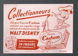 Buvard SAVON CADUM (ill Walt Disney) (PPP17625) - Perfume & Beauty