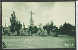 Vendée , Saint Jean De Mont ,calvaire De Saint Jean De Monts - Saint Jean De Monts