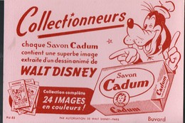 Buvard SAVON CADUM (ill Walt Disney) (PPP17626) - Perfume & Beauty