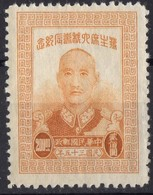 1946 CHINE  N* 561 TB  Charniere - Cina