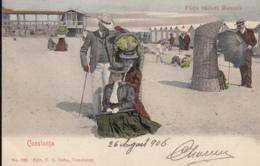 Old Postcard Constanta - Romania
