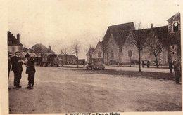 2342 - Boulleret - Place De L'Eglise - Andere Gemeenten