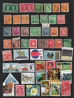 NEW ZEALAND & CEYLON Stamp Collection - Collections, Lots & Séries