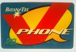 Bayan Tel  50 Pesos Remote - Philippines