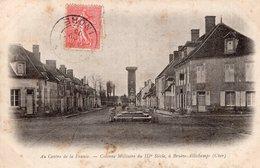 2346 - Colonne Militaire Du IIe Siècle à  Bruère Allichamps - Frankrijk