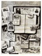 """PUB  RHUM   """" ST . JAMES """"   1931 ( 3  ) - Autres Collections"""