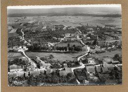 CPSM Dentelée - PADOUX (88) - Vue Aérienne Du Bourg Dans Les Années 50 - Autres Communes