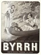 """PUB  """" BYRRH """" Par   Georges LEONNEC  1931  ( 26  ) - Autres Collections"""