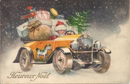 *HEUREUX NOEL - Santa Claus