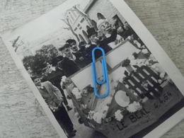 09 MIREPOIX Le Béal Photo Carnaval 1954 - Mirepoix