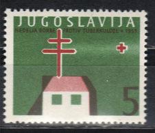 Yugoslavia,TBC 1959.,MNH - 1945-1992 Repubblica Socialista Federale Di Jugoslavia
