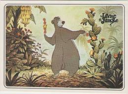 Cpm Dessin Animé - Le Livre De La Jungle - Disney