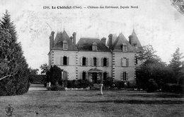 2363 - Le Chatelet, Château Des Estiveaux - Francia