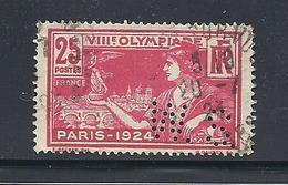 Y & T  N°  184   Perforé   W. S.  30  Ind  3  (EC) - Gezähnt (Perforiert/Gezähnt)