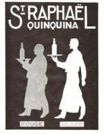"""PUB  """" ST RAPHAEL """"  1931  ( 3  ) - Autres Collections"""
